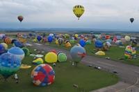 gagner vol montgolfière chambley