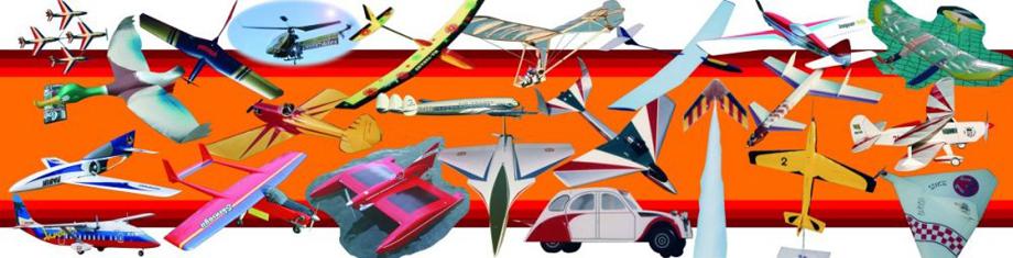 Plan de bâtiment Akro-Baby Modélisme Modèle plan de bâtiment Acrobatique Modèle