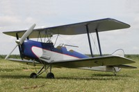 DH-82 Tiger Moth - Practical Scale
