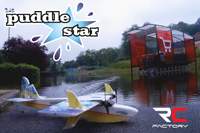 Inondations Essonne Puddle Star