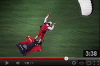 Wingsuit Flying Carpet